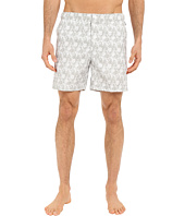 Original Penguin - Floral Print Volley Swim Shorts