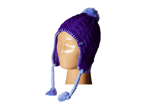 The North Face Kids Fuzzy Earflap Beanie 13 (Big Kids)