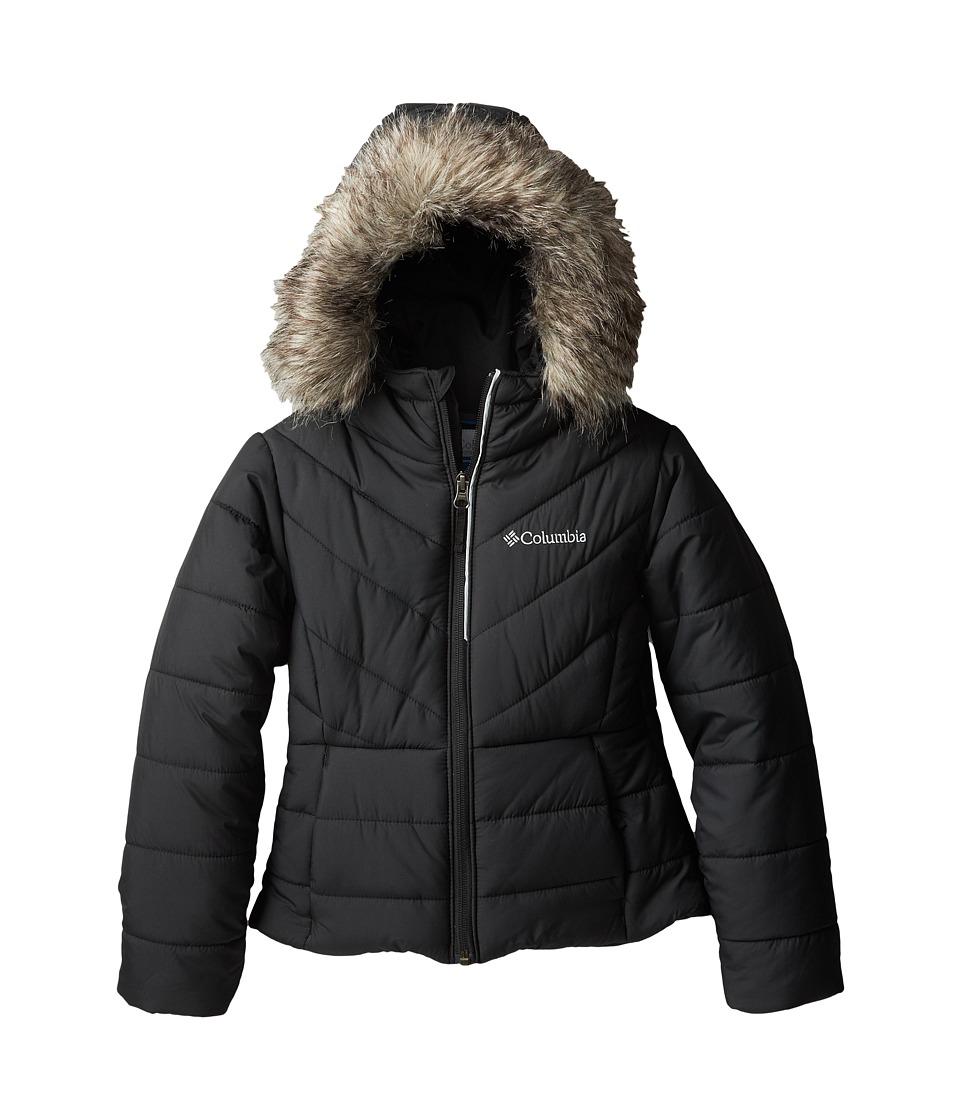 Columbia Kids - Katelyn Crest Jacket (Toddler) (Black) Girls Coat