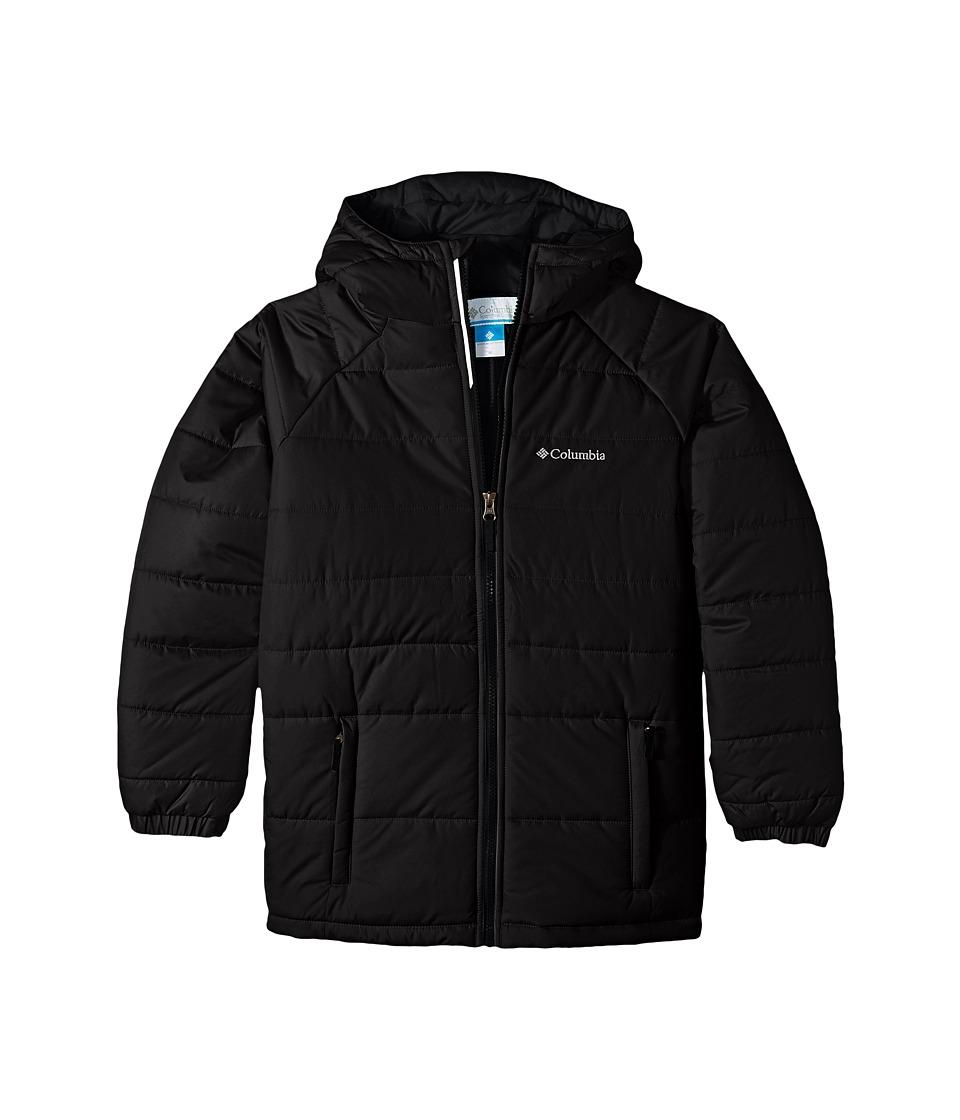 Columbia Kids - Tree Time Puffer Jacket (Toddler) (Black) Boys Coat
