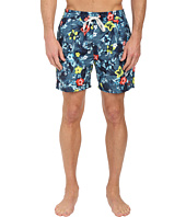 Sperry Top-Sider - Floral Reef Volley Shorts