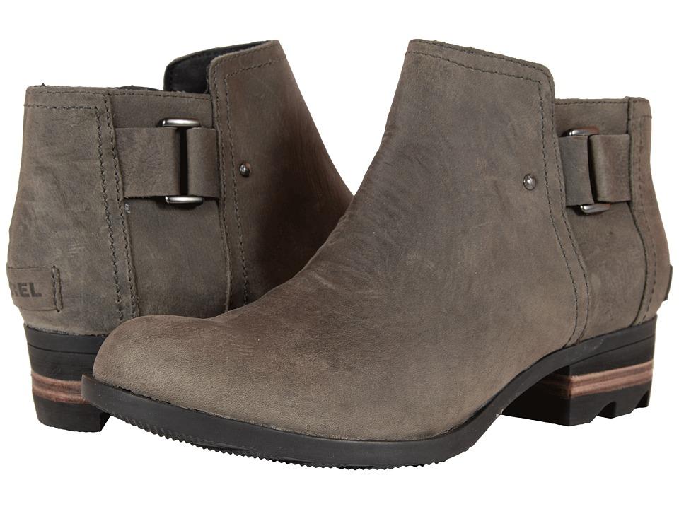 SOREL Lolla Ankle (Dark Grey) Women