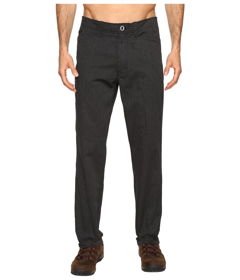 ExOfficio Cano Pants (Black) Men
