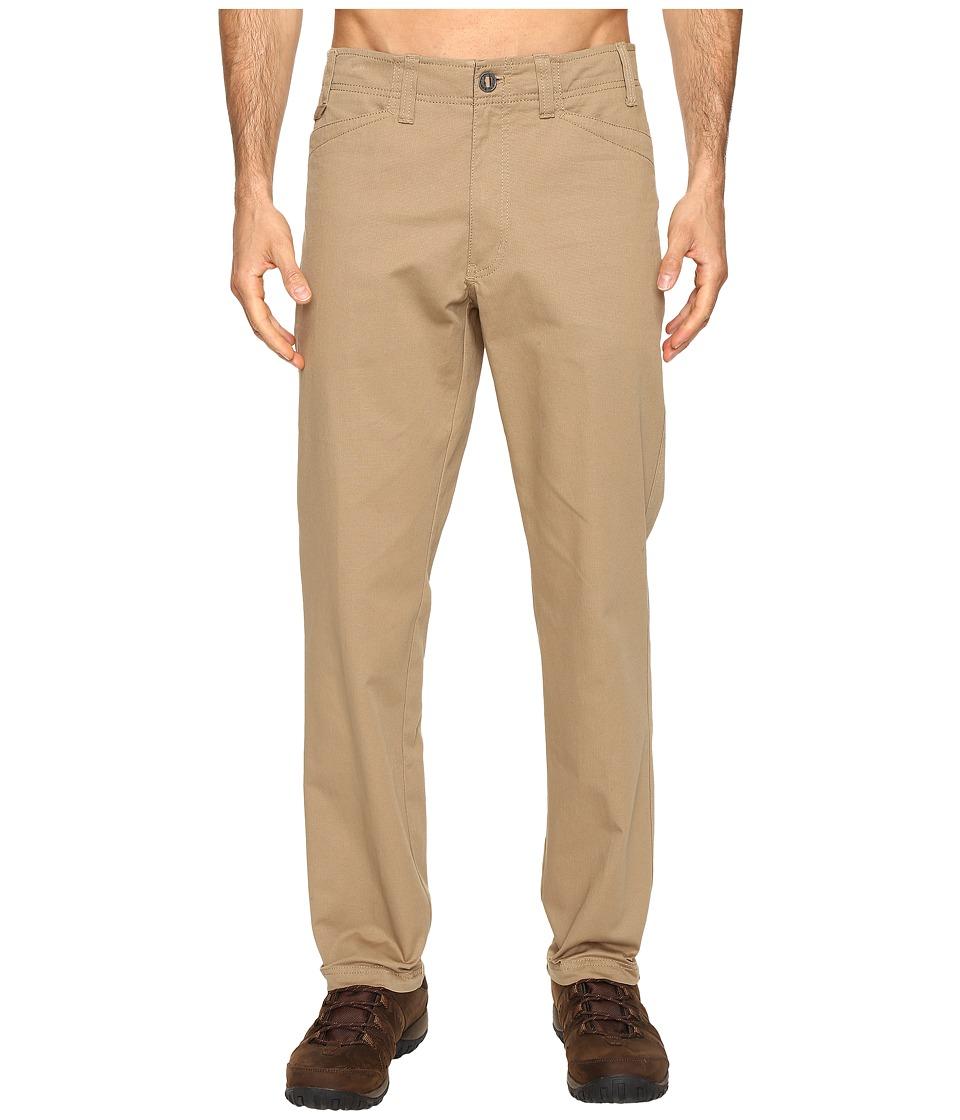 ExOfficio Cano Pants (Walnut) Men
