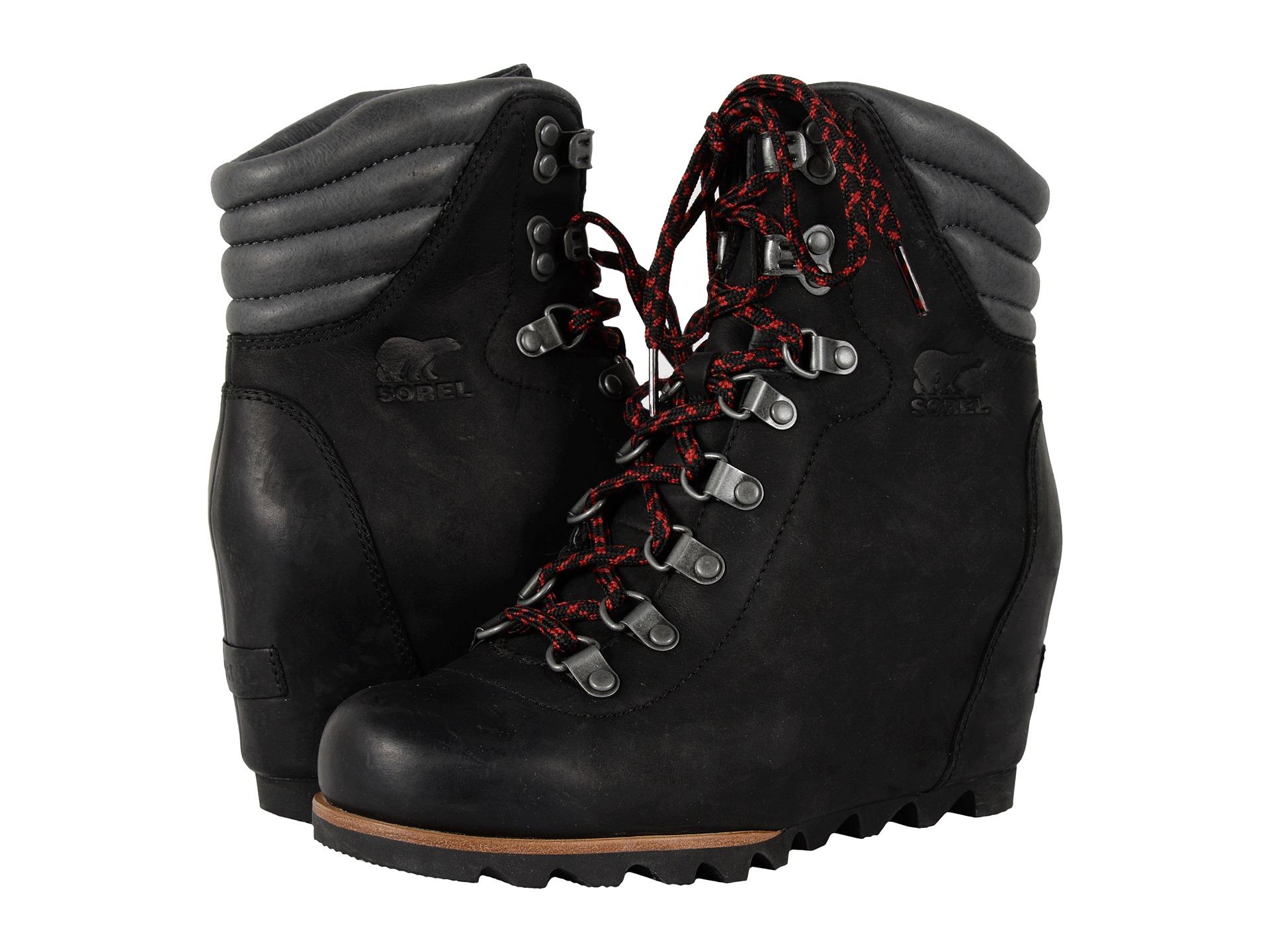 Sorel Conquest Wedge Boots