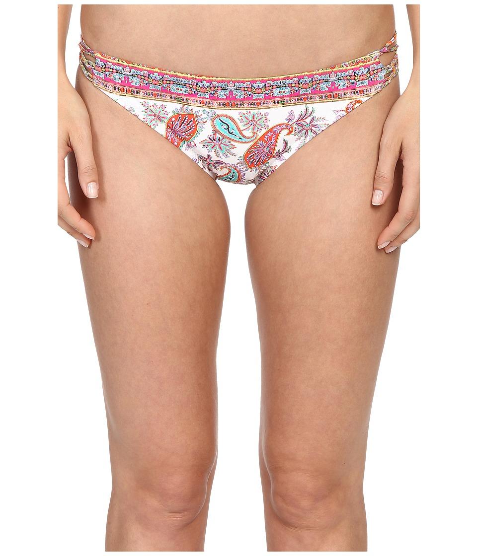 Nanette Lepore Gypsy Queen Dreamer Bottom Multi Womens Swimwear