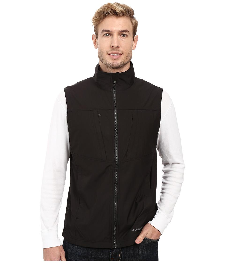 ExOfficio - Flyq Vest (Black) Mens Vest