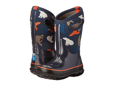 Bogs Kids Classic Polar Bears (Toddler/Little Kid/Big Kid)