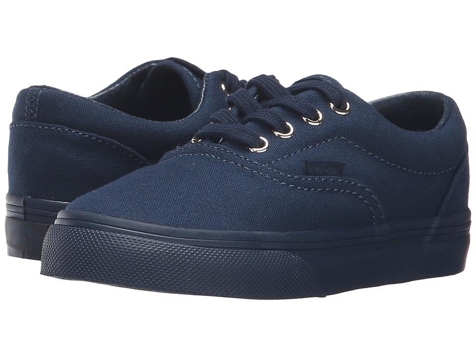 Vans Kids - Era (Toddler) ((Gold Mono) Dress Blues) Boys Shoes