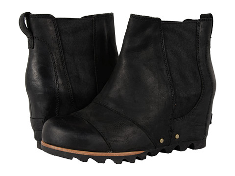 SOREL Lea Wedge - Black