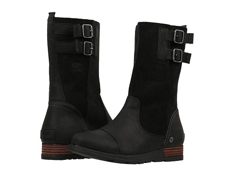 SOREL Major Pull On - Black