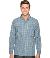ExOfficio - Air Strip™ Micro Plaid Long Sleeve Top