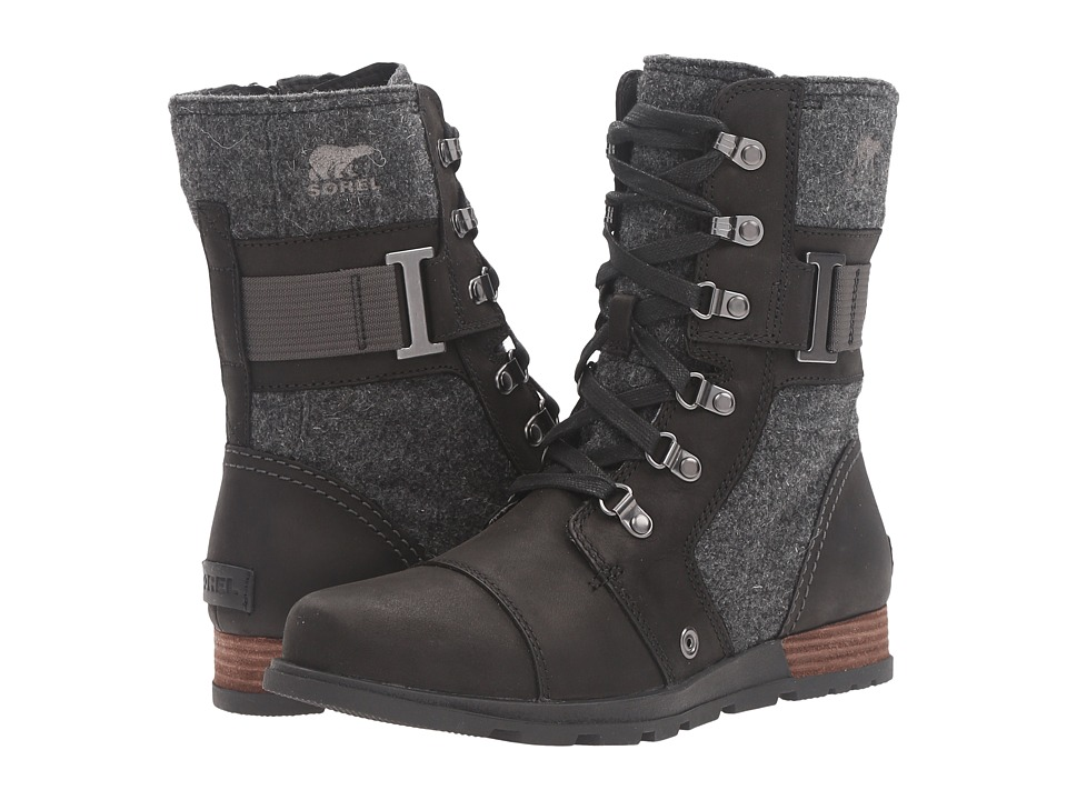 SOREL - Major Carly (Black) Women