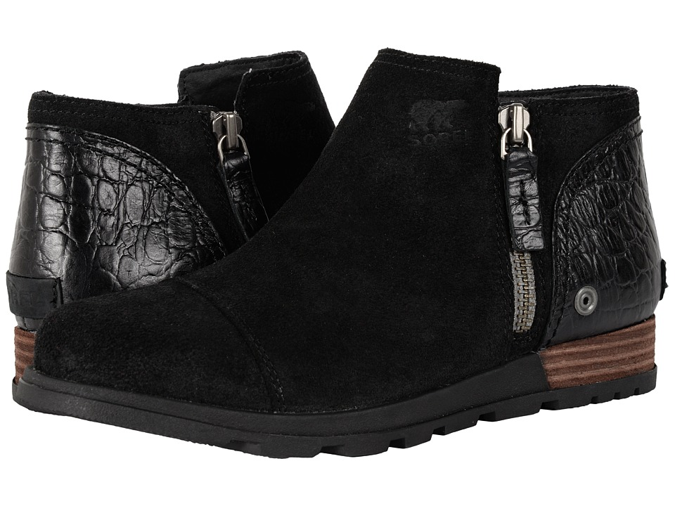 SOREL Major Low (Black) Women