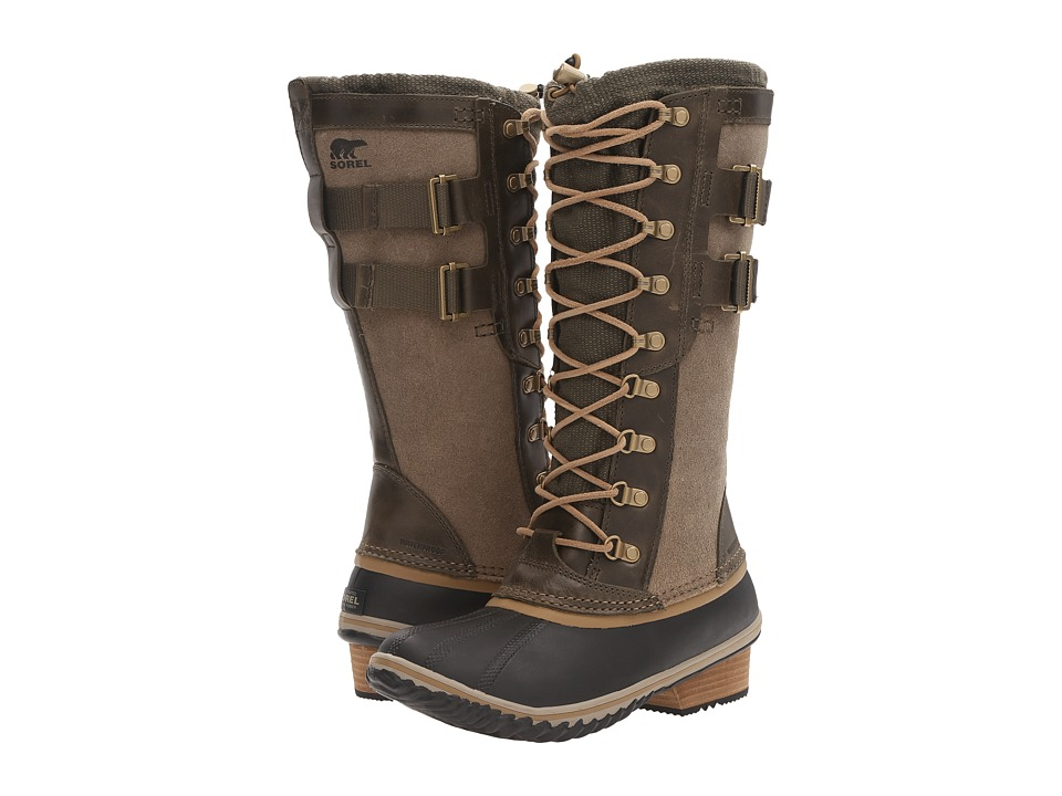 SOREL Conquest Carly II (Peatmoss) Women