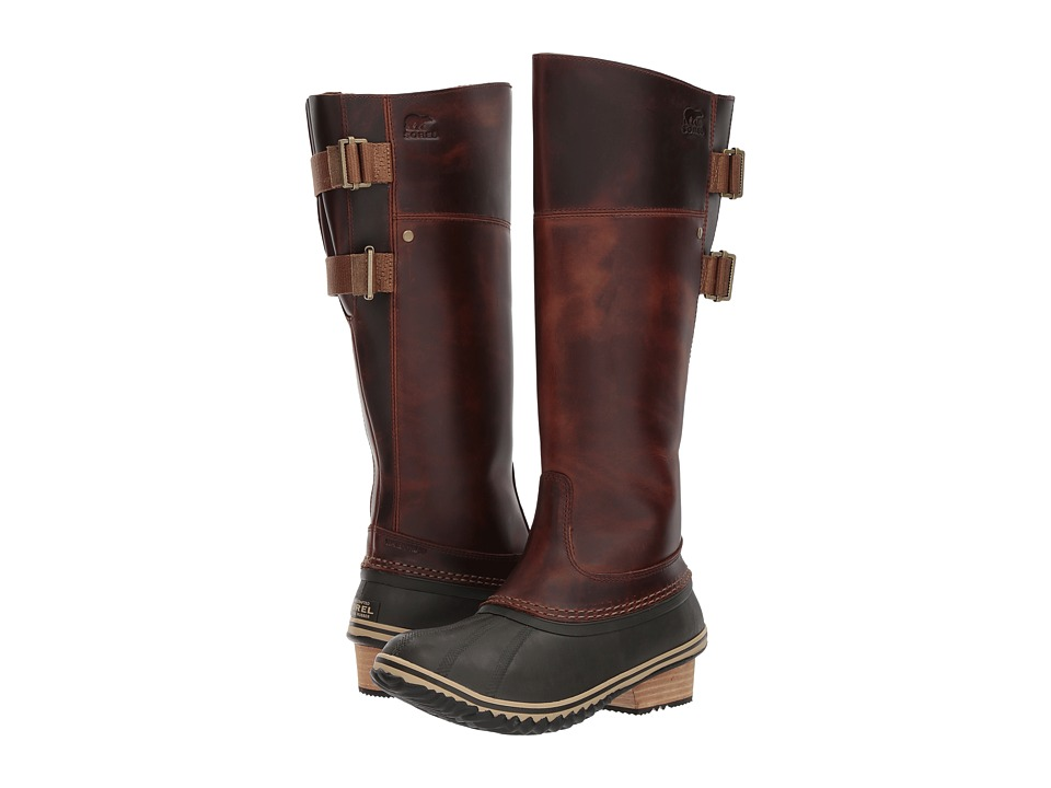 SOREL - Slimpack Riding Tall II (Umber) Women