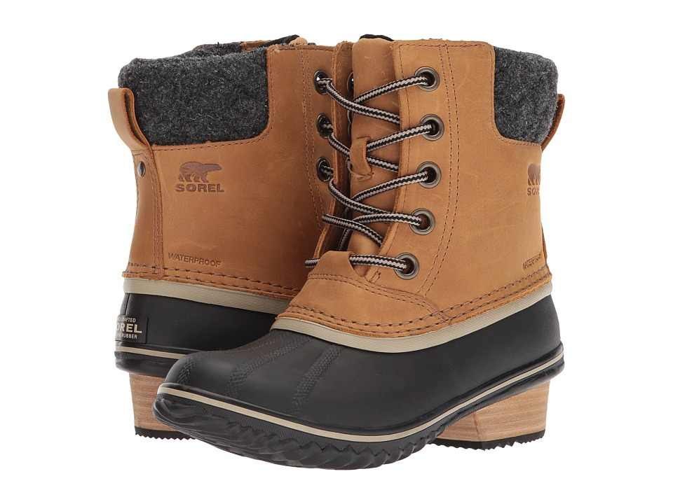 SOREL Slimpack II Lace (Elk) Women's Waterproof Boots