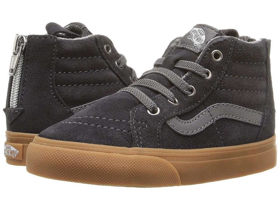 Vans Kids - Sk8-Hi Zip (Toddler) ((MTE) Tornado/Asphalt) Boys Shoes
