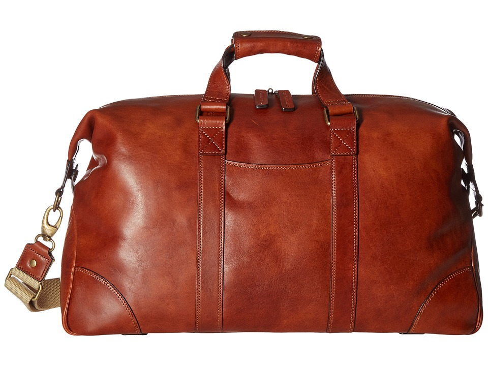 Bosca - Dolce Collection - Duffel (Amber) Duffel Bags