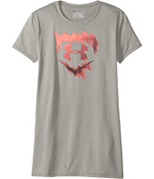 Under Armour Kids - UA Softball Logo Tee (Big Kids)