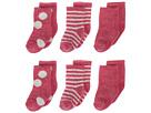 Little Giraffe Lollipop Box of Socks - 6 pairs (Infant)