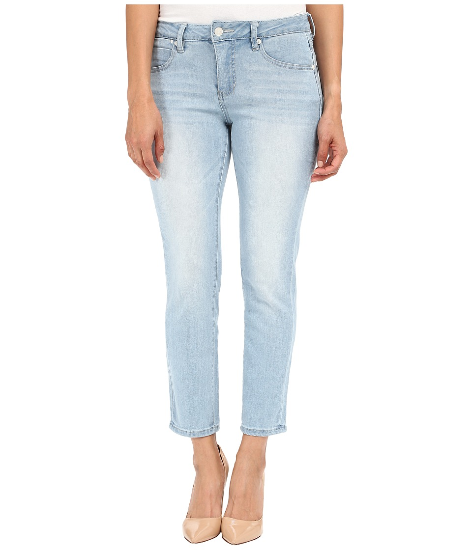 Jag Jeans Petite Petite Penelope Ankle in Blue Wonder Blue Wonder Womens Jeans