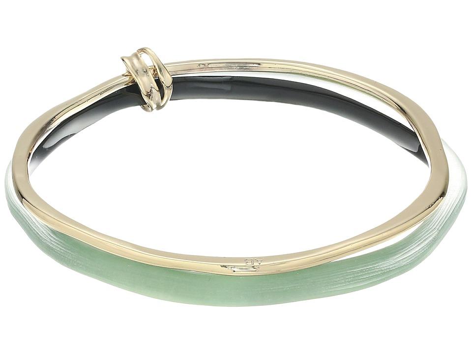 Alexis Bittar Liquid Metal Paired Bangle Bracelet Rosemary Bracelet