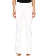 Jag Jeans Petite - Petite Ella Flare Jeans in White