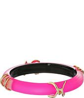 Alexis Bittar - Liquid Metal X Motif Hinge Bracelet