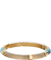 Alexis Bittar - Color Blocked Hinged Bangle