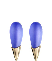 Alexis Bittar - Liquid Metal Capped Spike Post Earrings