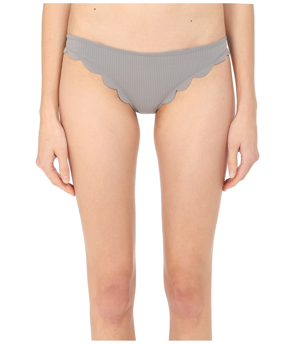 Marysia Broadway Bottoms Grey Womens Swimwear