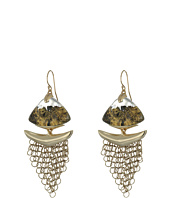 Alexis Bittar - Dangling Mesh Wire Earrings
