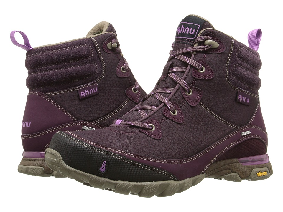 Ahnu Sugarpine Boot (Dark Burgundy) Women