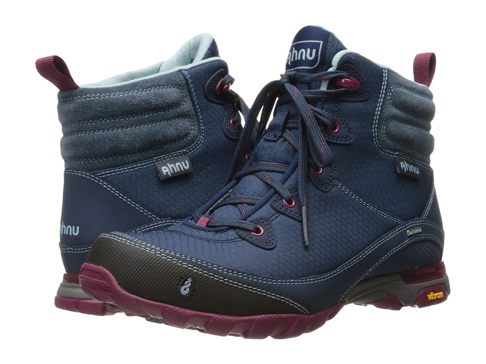 Ahnu Sugarpine Boot (Blue Spell) Women