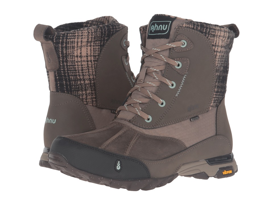 Ahnu Sugar Peak Insulated WP (Alder Bark) Women