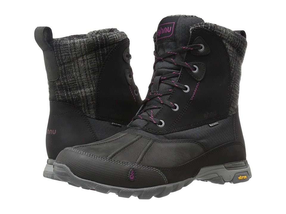 Ahnu Sugar Peak Insulated WP (Black) Women