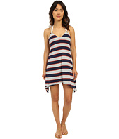 Sperry Top-Sider - Sailing Stripe Scarf Dress Cover-Up