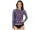 Sperry Top-Sider Cherry On Top Rashguard