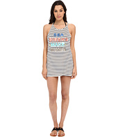 Sperry Top-Sider - Sea Siren Graphic Tank Jersey Tank Dress Cover-Up