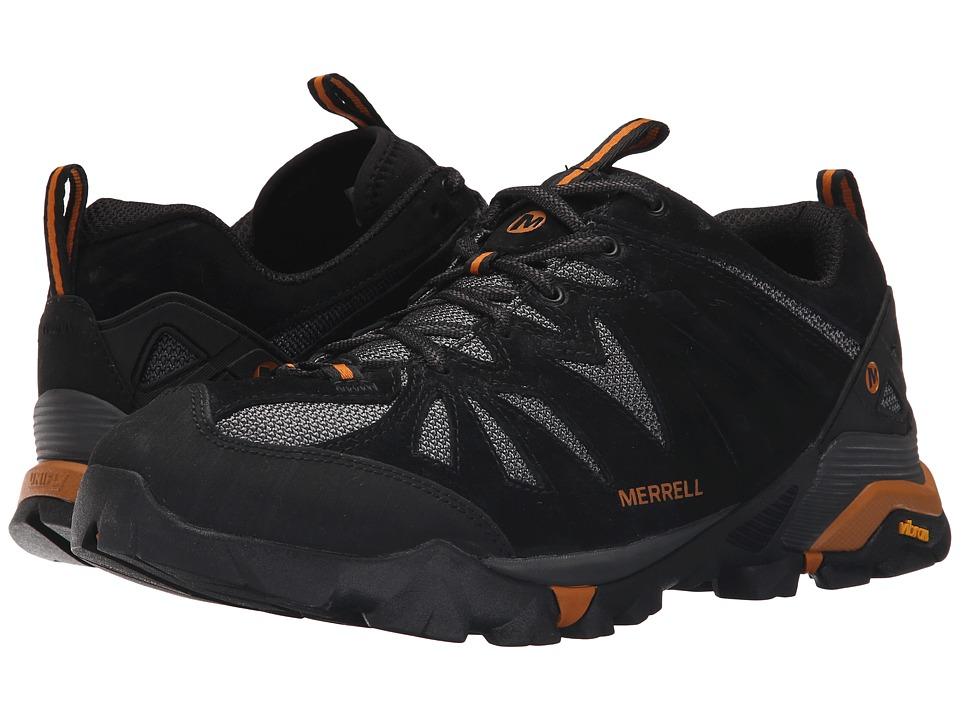 Merrell - Capra (Black/Orange) Men