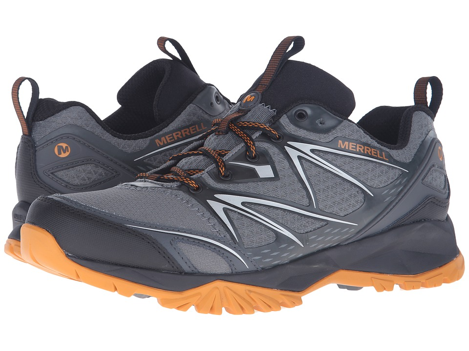 Merrell - Capra Bolt (Grey/Orange) Men