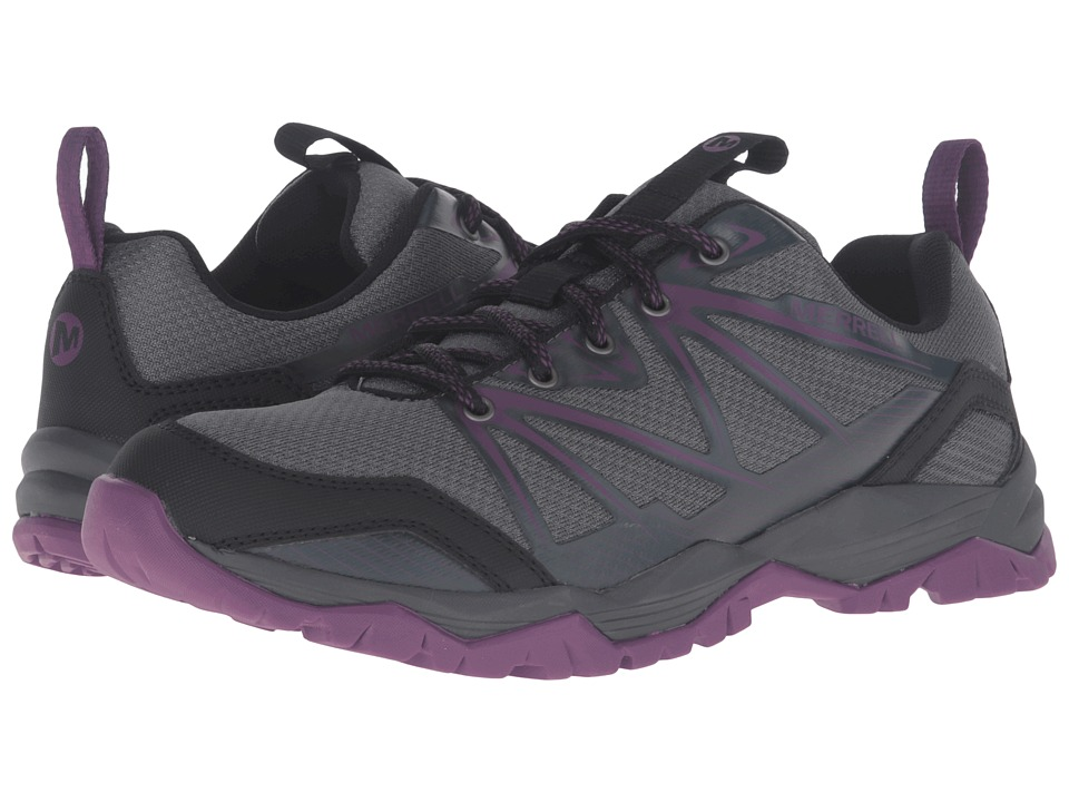 Merrell - Capra Rise (Grey/Purple) Women