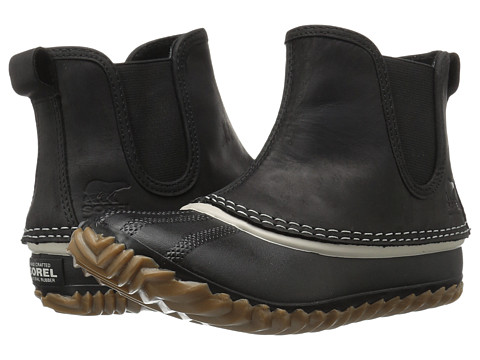 SOREL Out N About Chelsea - Black