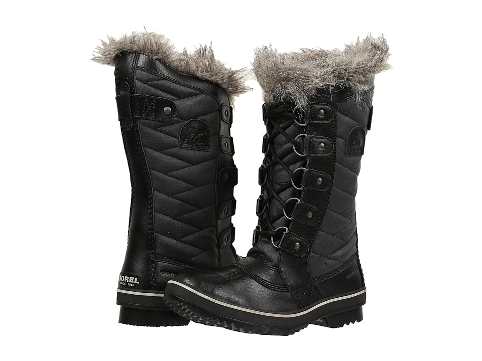 SOREL Tofino II (Black) Women's Cold Weather Boots