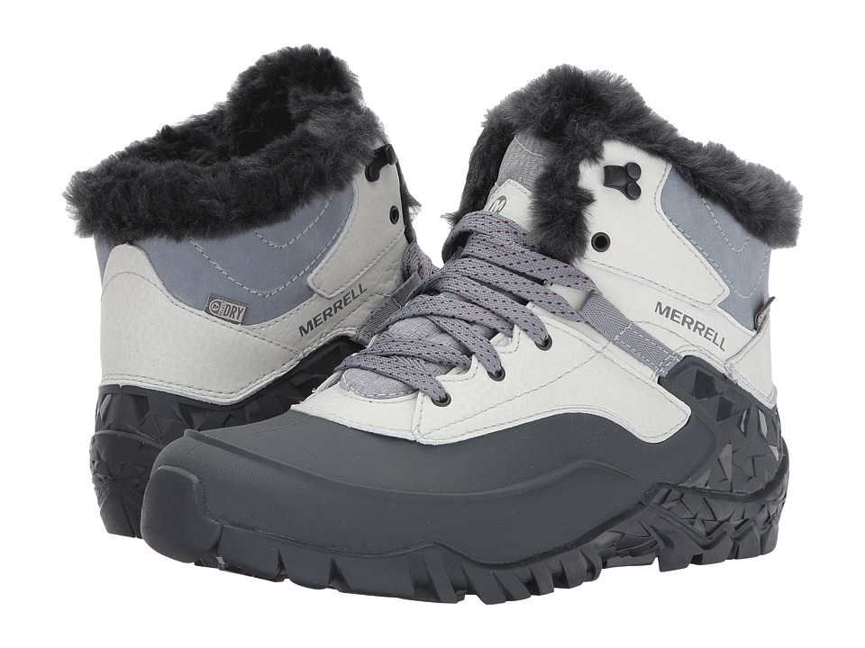 Merrell Aurora 6 Ice+ Waterproof (Ash)