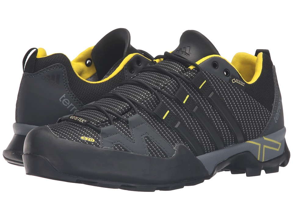 adidas Outdoor - Terrex Scope GTX (Dark Grey/Black/Vista Grey) Men