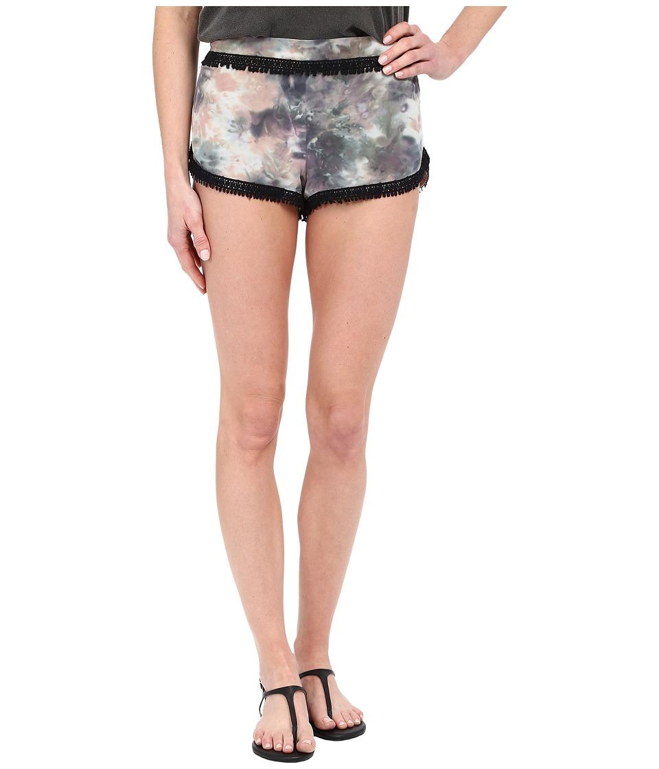 Gypsy05 Silk Perfect Shorts with Pockets Volcano Womens Shorts