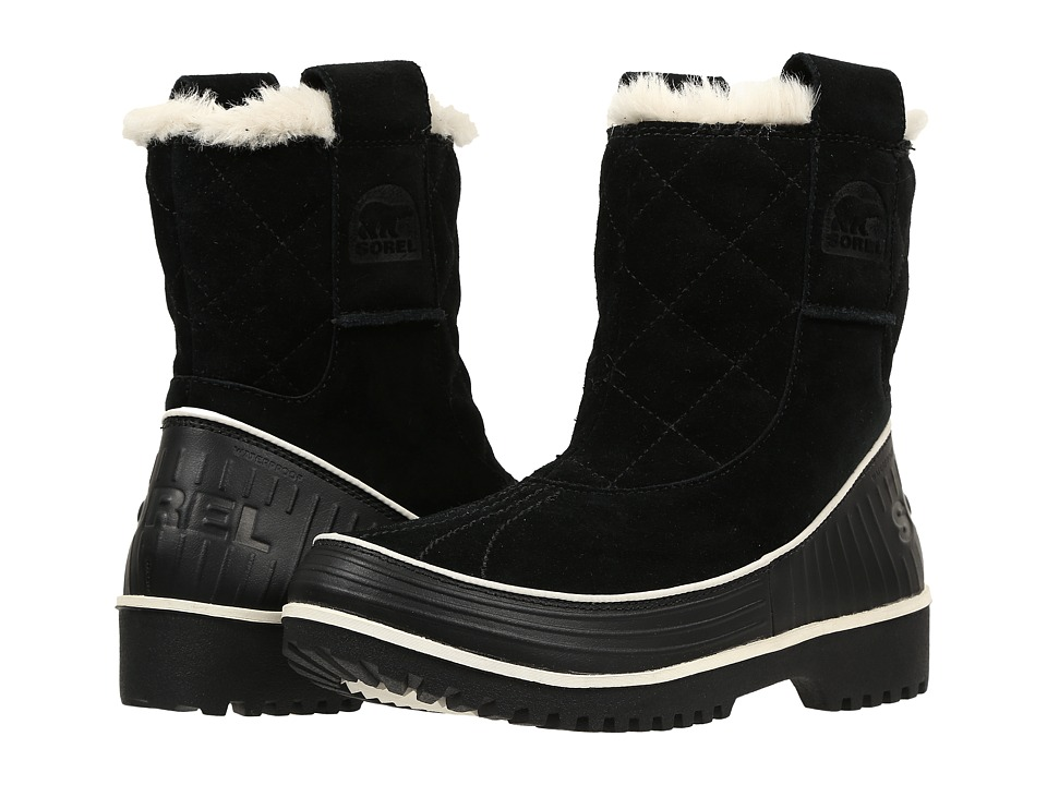 SOREL - Tivoli II Pull-On (Black) Womens Cold Weather Boots