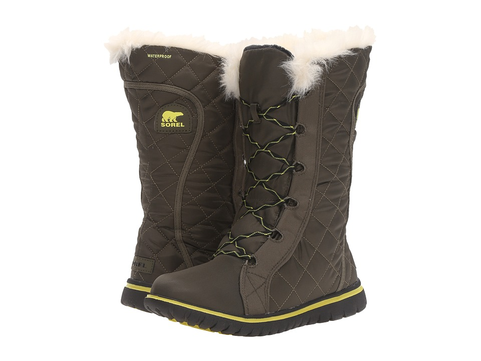 SOREL - Cozy Cate (Peatmoss) Womens Cold Weather Boots